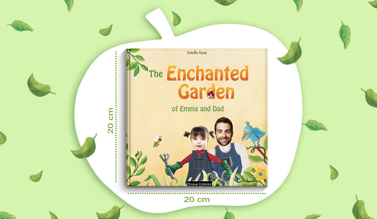 Enchanted Garden - Child and close one